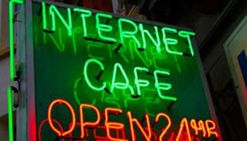 Internet Cafe rentals in Minneapolis MN